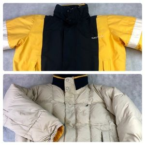 Nautica Competition NX3000 Puffer Jacket XL